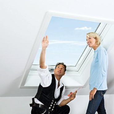 moderne wohndachfenster f r die renovierung energie fachberater. Black Bedroom Furniture Sets. Home Design Ideas